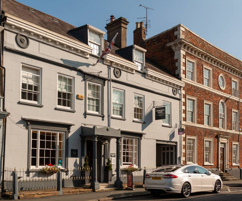 Stonleigh House Boutique hotel, Castle Street, Buckingham